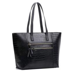 Lady sac bandoulière sacoche en cuir fonctionnelle des sacs à main gracieuse sac fourre-tout