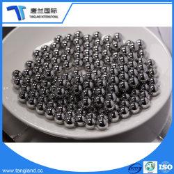L'AISI304 austénitique&304L magnétique, faible résistance à la corrosion bille en acier inoxydable