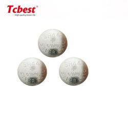 0% Hektogramm Tasten-Zellen-Batterie-AG13 der Batterie-MSDS silberne Batterie Sr44 5PCS/Card der Pb-LR-44 Sr44 Lr1130 AG10 AG13 Lr44 alkalische Oxid-Tasten-der Zellen-1.55V