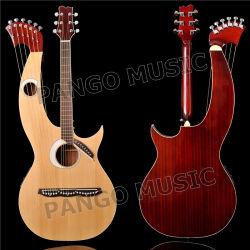Guitarra harpa do Pango Music Factory (PHP-1001)