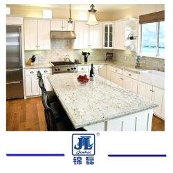 Pedra natural Caxemira bancadas de granito branco/quadros/bancada de cozinha/banheiro/Vaidade Top/piso em mosaico