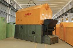 De Boiler van de biomassa In brand gestoken Stoom/van het Hete Water