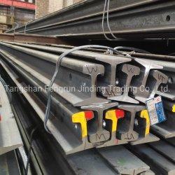 Ferro de fábrica ferroviários pesados do Trilho de aço para mineração e guindaste