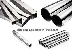 Tubo de acero inoxidable ASME/ASTM SA312 304/316L SA789/SA790 S31803 S32750