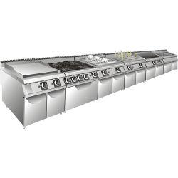 تجاريّة فندق مطعم تموين لطم مستشفى صناعيّ يطبخ آلة وجبة خفيفة تجهيز [فست فوود] تجهيز مطبخ تجهيز