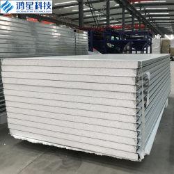 Китай легкий водонепроницаемый 50 мм/75 мм EPS крыши Сэндвич панели стены для птицеводческих ферм