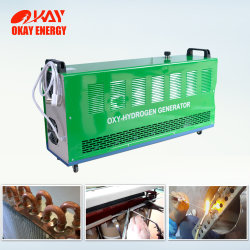냉각 & 열 교환 장비 Hho 수소 열교환기 놋쇠로 만들기