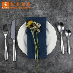 Style de l'ouest 18/10 la vaisselle en acier inoxydable pour le ménage et l'Hôtel-Restaurant