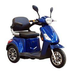 Três Scooter de roda a mobilidade eléctrica Scooter & motociclo para idosos
