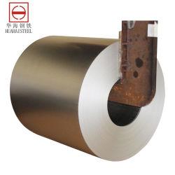 Lo Alu-Zn tuffato caldo del galvalume di 55% (Aluzinc) ha ricoperto gli strati delle bobine dell'acciaio legato per i materiali da costruzione del tetto