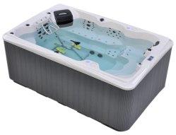 Les ventes à chaud à remous Spa Piscine de natation Glo couleur numérique couleur un bain à remous SPA SPA Lumière Emporium (KGT-JCS-15E)