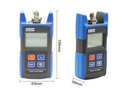 Minifaser-optisches Energien-Messinstrument