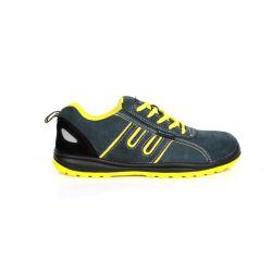 スエード革MD Outsoleの安全靴(SN5711)