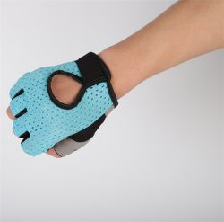 Mode Fingerless Gants de sport étanche des gants de vélo
