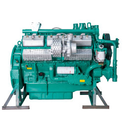 Motore diesel raffreddato ad acqua Kt30g1020tld 675kw/1020HP della Cina dei 12 cilindri