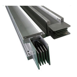 低電圧の電力配分スイッチキャビネットの電気配電盤バスダクト