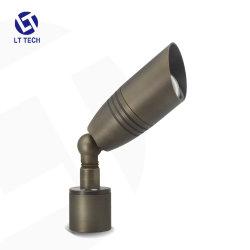Lt2505b latão maciço sotaque exterior disponível RGB Luminárias para iluminação Zigbee WiFi Bluetooth paisagem a instalação do Projeto