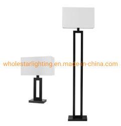 Lampe de table et moderne lampadaire (lampset) (WH-8802S)