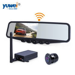 """"""" il kit del video dello specchio di retrovisione dell'automobile dell'OEM 4.3 & di parcheggio della macchina fotografica con il montaggio nascosto Anti-Graffia la macchina fotografica d'inversione automatica"""