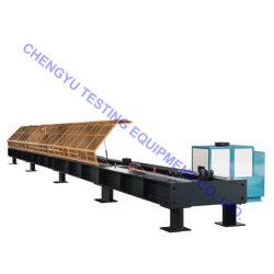 Usine des ventes directes de machine d'essai de traction horizontale de haute qualité pour l'acier Wire Rope et d'autres matériaux métalliques