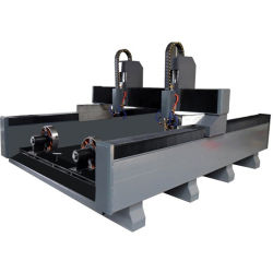 Venta caliente rebajadora CNC para piedra Cutter Grabador Carver