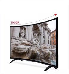 """Tipo de panel de TV LCD 32"""" - y 55"""" pulgadas televisión UHD TV 32 pulgadas de 4K TV LED inteligente curvo"""