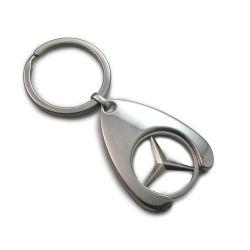Auto-Firmenzeichen-MERCEDES-BENZeinkaufen-Münzen-Halter Keychain