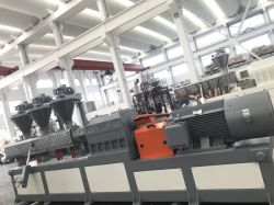 Línea de producción /único tornillo Co-Kneader para compuestos de cables XLPE/PP/PE/PPR//HDPE LDPE y LLDPE hojas/gránulos/Perfil/Pellet/ de la extrusora de plástico