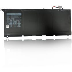 Dell XPS 13 9360 用の新しい純正 Pw23y バッテリ 0rnp72 0tp1gt ラップトップバッテリ [ 新しいリチウムイオン 4 セル Pw23y
