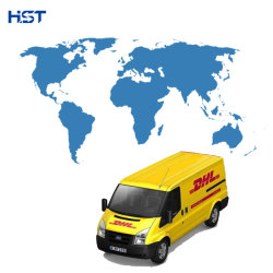 De beste DHL Expert Shipping Agent Goedkope Shipping Rate Handle Shipment naar Worldwide. Europa Amerika VS/Canada/VK/Spanje/Nederland