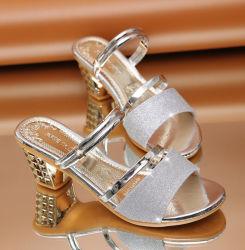 Formrhinestone-Freizeit-Absatz-Dame Shoes