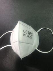 China de fábrica de máscara Máscara FFP2 Mascarilla desechable KN95 transpirable Mask mascarillas de filtración de un 95% de la máscara de N95
