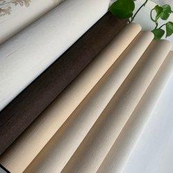 보통 우아한 호화스러운 방수 PVC 가정 훈장 Morden 비닐 벽 종이 가구 벽지