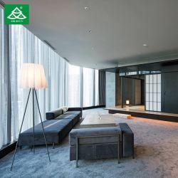 Отель питания отель для отдыха с мебелью из дерева диван,