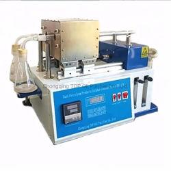 ASTM D1551の水晶管方法石油のディーゼル燃料の硫黄のテスター