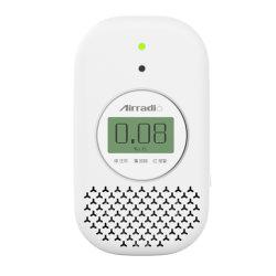 Luchtradio R6 gecombineerd koolmonoxide- en aardgasalarm