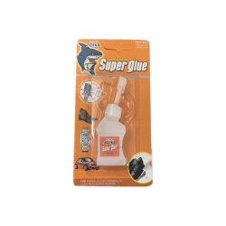 Мгновенное Super Glue 502 заводской оптовой Cyanoacrylate клейкую жидкость клея обувь Super Glue