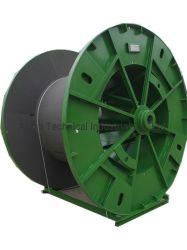 Dibujo de la máquina de carrete de cable de alambre galvanizado/carrete de bobina de metal /