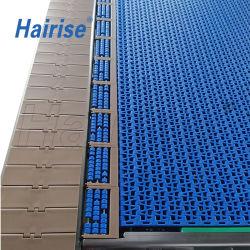 Hairise пластмассовых материалов пищевой категории ременный конвейер
