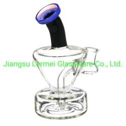 卸し売り最もよい質の携帯用透明ガラス Shisha Hookah の完全なセット
