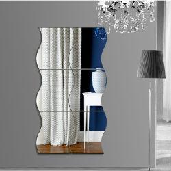 2 - 6 мм с возможностью горячей замены продажи Wave овальной формы прямоугольник на стену в ванной комнате дома стиле оформлены мебелью конической туалетный столик в ванной зеркало заднего вида