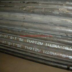 ASTM A53 ASTM A106 ASTM A335 보일러, 압력 용기 또는 정유 공장의 냉연 또는 냉연 무심리스 탄소강 또는 합금 강철 파이프