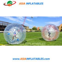 Hinchables Bola Zorb personalizada Pit bola de bolos para actividades al aire libre