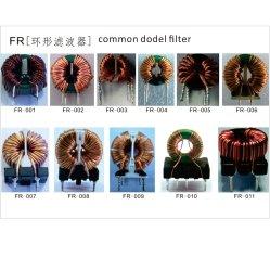 Fuente de alimentación de modo común el uso del filtro de ahogo