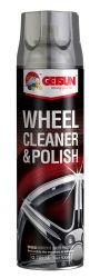 Cura dell'automobile prodotto pulitore efficiente di cerchione e ruota