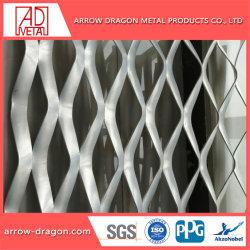 Высокопрочный металлический краски расширенной металлической сетки для мостика