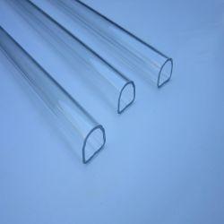 Tubo quadrato materiale di RoHS del PC ecologico per la striscia del LED