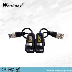 PV/PVD/PVA パッシブ電源 5MP 8MP 4K CCTV ビデオバランビア UTP および RJ45 ツイストペア BNC トランスミッタバラン