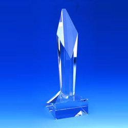 Лет службы восьмиугольника Crystal Award