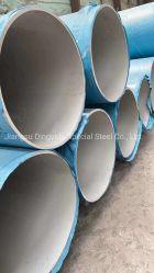 Бесшовных стальных трубопроводов SS304, 310, 316 Толщина Трубный из нержавеющей стали